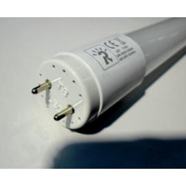 T-8 LED fénycső 60 cm, 9W,  meleg-fehér