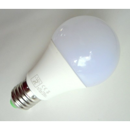 LED izzó E27, 15W