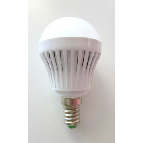 LED gömbizzó A48S, 3W