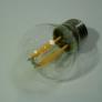 Kép 2/5 - Filamentes LED izzó, E27, 4W